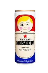 Herbal Moscow Fermented Ginger