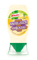 Knorr Knoblauch Sauce Oriental Style