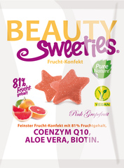 "BeautySweeties Frucht-Konfekt ""Pink Grapefruit"""