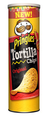 "Pringles Tortilla Chips ""Original"""