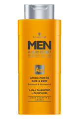 "Schwarzkopf MEN ""AMINO POWER HAIR & BODY"""