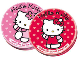 Hello Kitty Sahne Bonbons