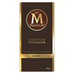 "MAGNUM Signature Chocolate ""Dark"""