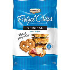 Snyder's of Hanover Pretzel Crisps Original