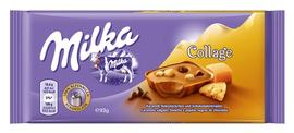 "Milka Collage ""Karamell"""