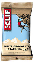 "CLIF Bar ""White Chocolate Macadamia Nut"""