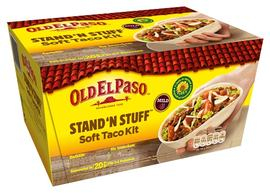"Old El Paso Stand 'N Stuff ""Soft Taco Kit"""