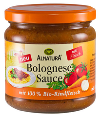 Alnatura Bolognese Sauce