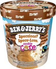 Ben & Jerry's Speculoos? Specu-Love. Cookie Core