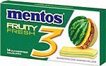 Mentos 3 Fruity Fresh Ananas/Melone