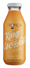 TROPICAI King Coconut Water Pineapple Passion