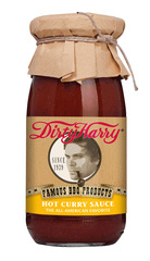 DirtyHarry Hot Curry Sauce