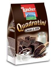 Loacker Quadratini Cacao & Milk
