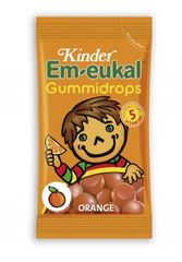 "Kinder Em-eukal Gummidrops ""Orange"""