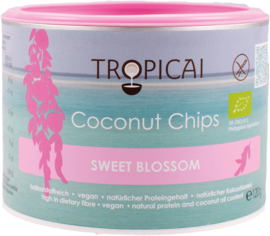 "Tropicai Kokoschips ""Sweet Blossom"""