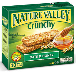 "Nature Valley Crunchy ""Oats & Honey"" 5er Pack"
