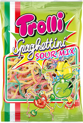 Trolli Spaghettini Sour Mix