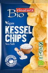 "Rinatura Bio Kesselchips ""Sea Salt"""