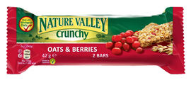 "Nature Valley Crunchy ""Oats & Berries"""
