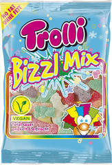 Trolli Bizzl Mix - vegan