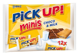 "Leibniz PiCK UP! minis ""CHOCO & MILK"""