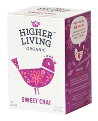 "Higher Living Bio Tee ""Sweet Chai"""