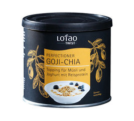 "Lotao Twist Perfectioner ""Goji-Chia"""