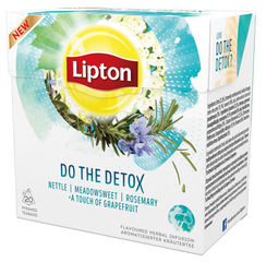 "Lipton Herbal Tea ""Do the Detox"""