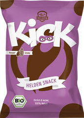 Helden Snacks KICK Knusper Schoko