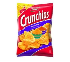 Crunchips Indian Curry