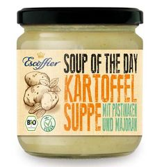 Escoffier Soup of the Day Kartoffelsuppe