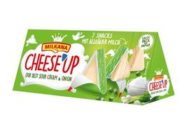 MILKANA CHEESE'UP OUR BEST SOUR CREAM & ONION