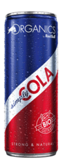 Organics by Red Bull Simply Cola