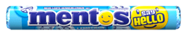 Mentos Say Hello Mint