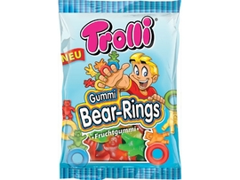 Trolli Gummi Bear-Rings