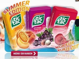 Tic Tac Summer Edition 2011
