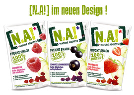 NA - Nature Addicts -  Frucht Snack