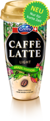 Emmi Caffè Latte Light Brazil Edition