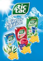 tic tac Winter Edition