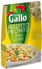 Riso Gallo Risotto Pronto Verdure