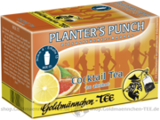 Goldmännchen-Tee Cocktail Tea Planter's Punch