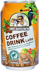 MR. BROWN Latte Coffee-Drink