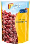 Farmer's Snack Cranberries
