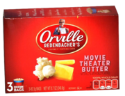 Orville Redenbacher's Movie Theatre Butter Popcorn