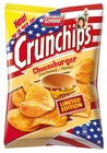 Crunchips Limited Edition Cheeseburger