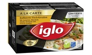 Iglo A la carte Raffinierte Fisch-Kreation