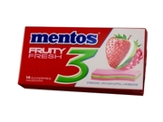 mentos Fruity Fresh 3 Kaugummi