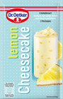 Dr. Oetker Lemon Cheesecake