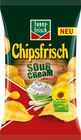 "funny-frisch Chipsfrisch ""Sour Cream & Wild Onion"""