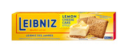 Leibniz Lemon Cheesecake